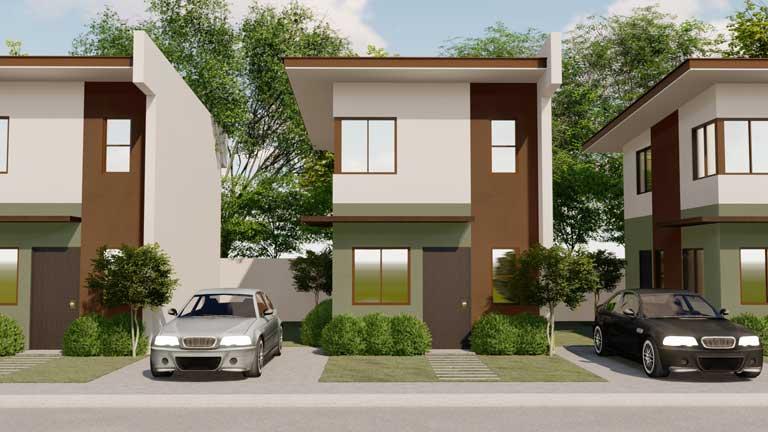 Image of Cecilla House Model