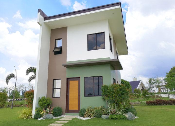 Manors at Golden Horizon - Cecilla House Model