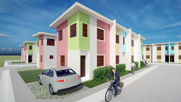 Catalina House Model - Villas Phase 3