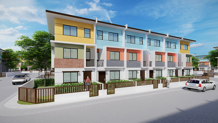 Daniella House Model - Villas Phase 3
