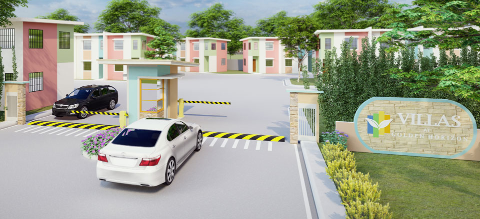 Gated Entrance Villas Phase 3
