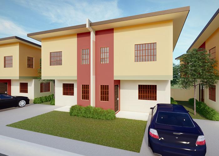Adela House Model - Estates at Golden Horizon
