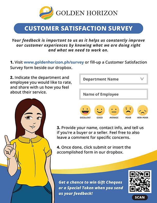 Golden Horizon - Customer Satisfaction Survey